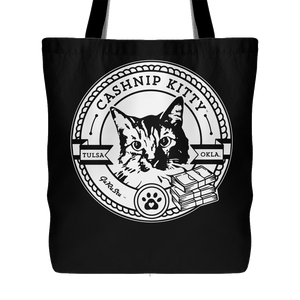 Cashnip Kitty Fan Club Tote Black