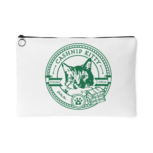 Cashnip Kitty Official Fan Club Accessory Pouch
