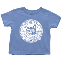 Cashnip Kitty Fan Club Tee Toddler White Logo