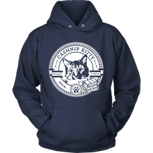 Cashnip Kitty Fan Club Hoodie White Logo - More colors and hoodie style options available
