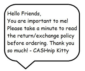 REFUND POLICY & TERMS OF SERVICE