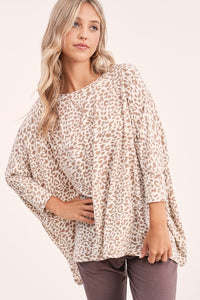 Restock of Ivory Harly Leo Top