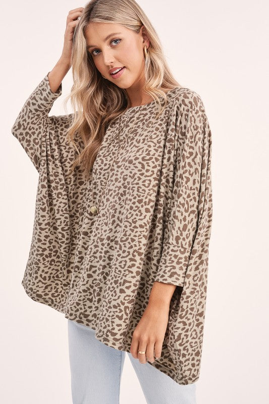 Olive Harly Leo Top