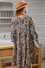 Leopard Print Dress (Estimated Shipping 10/20)
