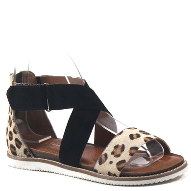 Diba True Leopard Sandals