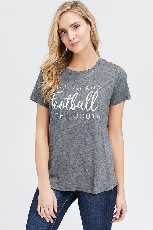 Football in the South T-Shirt