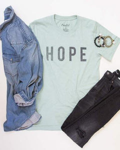 Mint Hope T-shirt