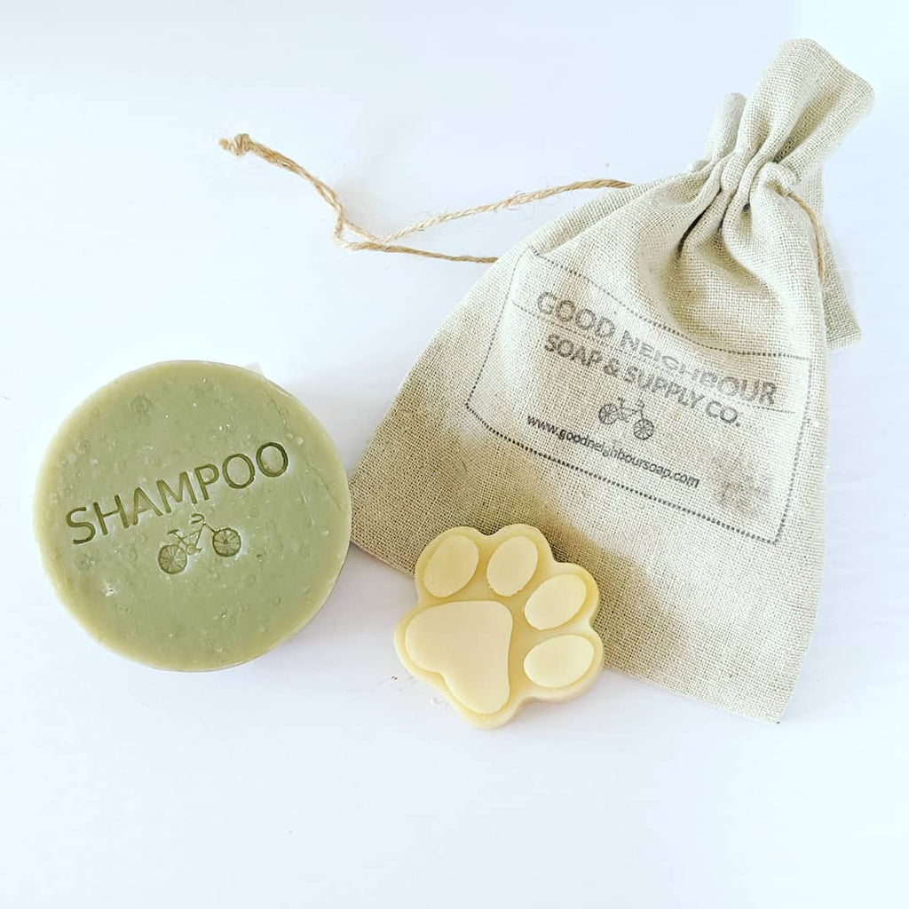 Shampoo Bars....How to Love + Use Them