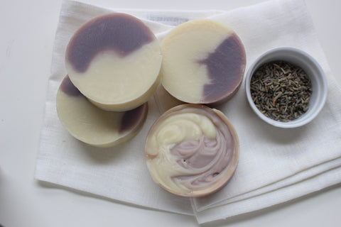 Lavender Conditioning Shampoo Bar | Natural Hair Care