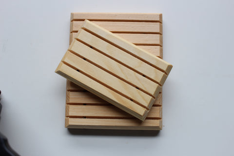 Soap Dish| Pine Wood