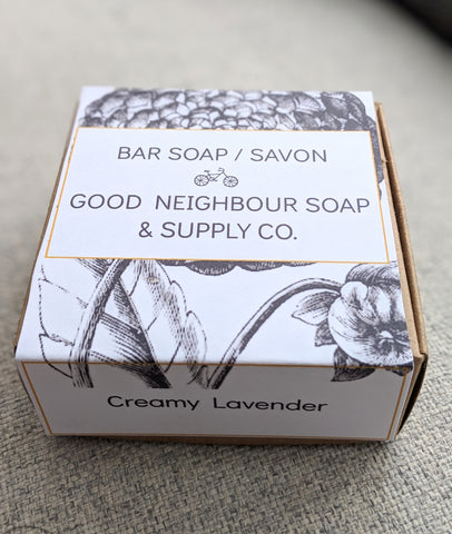 Gift Box for Soap