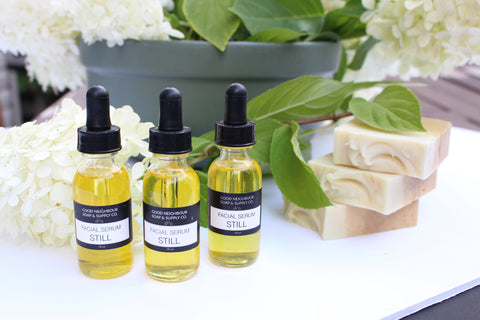 Still Facial Serum | Natural Skin Care
