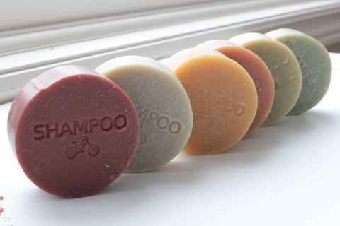 The Everything Shampoo and Soap All-in-One Bar