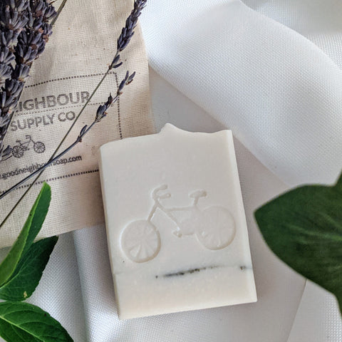 Lavender Mint Revive Hand & Body Soap || Wellness Collection Blend