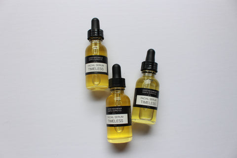 Timeless Facial Oil | Natural Skin Care
