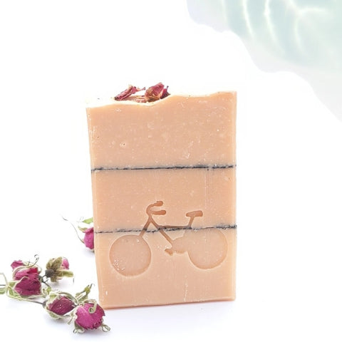Rosehips + French Pink Clay | Natural Soap Bar