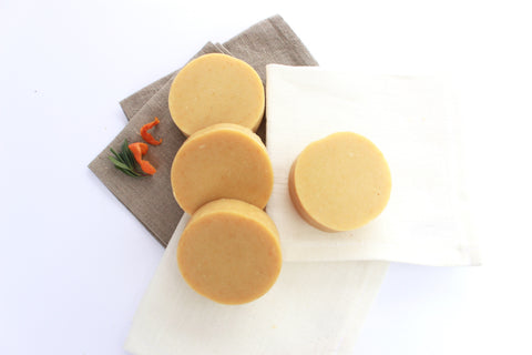 Orange Conditioning Shampoo Bar
