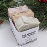 Holiday Soap Trio | Natural Soap