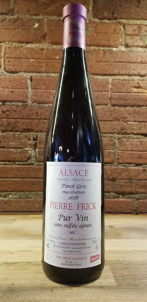 PIERRE FRICK MACERATION PINOT GRIS
