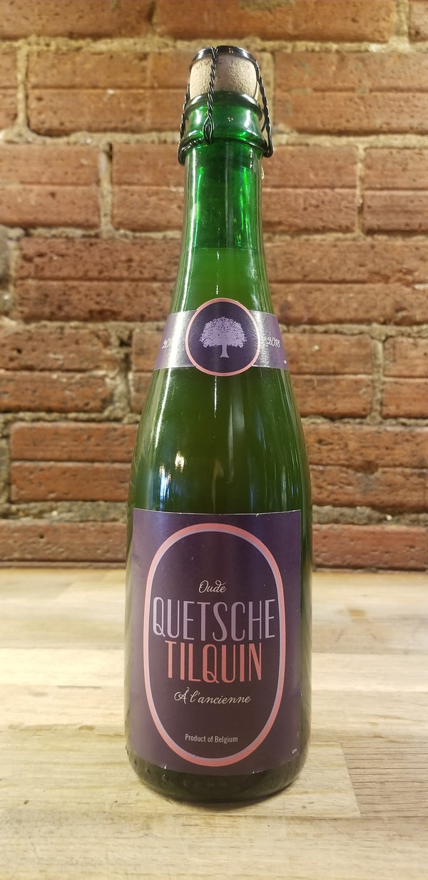 TILQUIN OUDE QUETCH A'LANCIENNE (375ML)