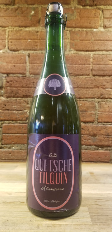 TILQUIN OUDE QUETCH A'LANCIENNE (750ML)