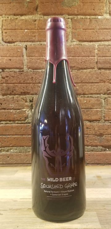 WILD BEER CO. SQUASHED GRAPES