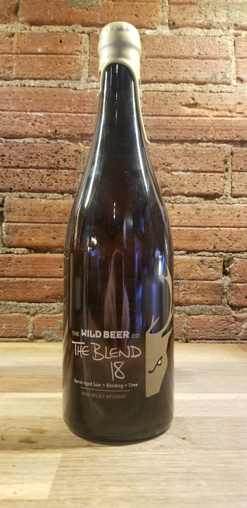 WILD BEER CO. BLEND 18