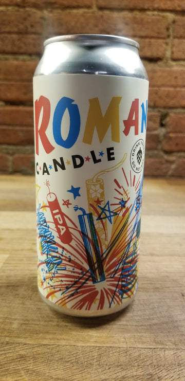 BELLWOODS ROMAN CANDLE