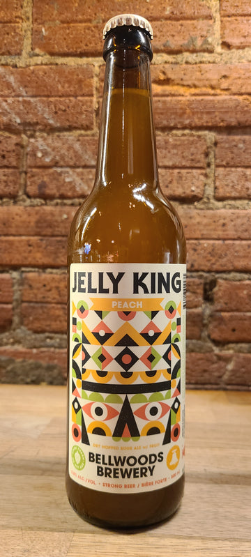 BELLWOODS JELLY KING, PEACH