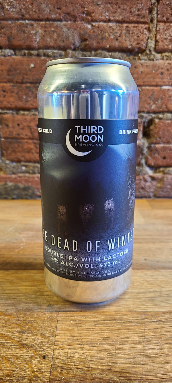 THIRD MOON THE DEAD OF THE WINTER