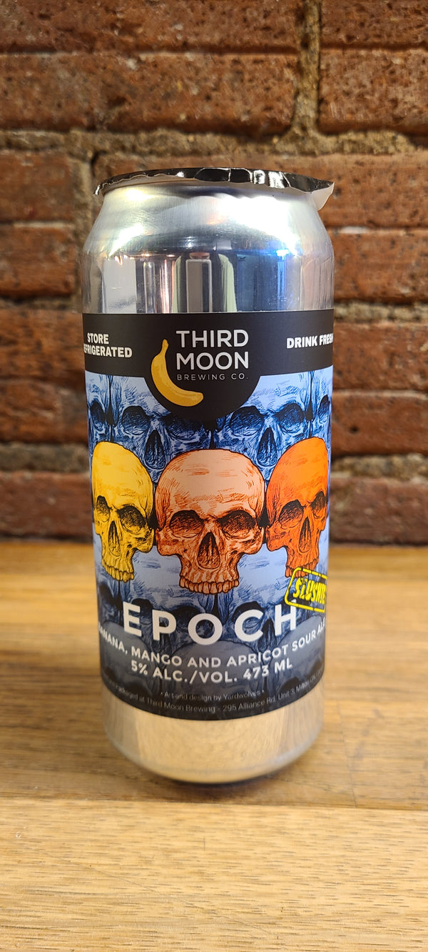THIRD MOON EPOCH BANANA, MANGO & APRICOT SOUR
