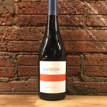 "DIVISION GAMAY NOIR ""LUTTE"""