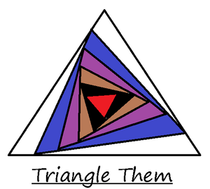 Triangle Them Grappling Supply
