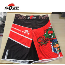 SOTF Year of the Dragon Fight Shorts