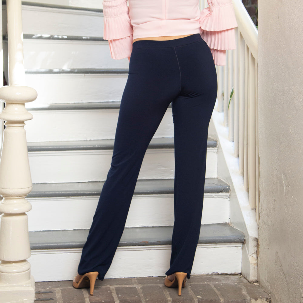TAILORED PULL ON PANT