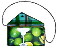 ART INSPIRED CLUTCHES | COCKTAILS