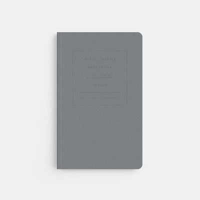 Steel Embossed Office Notebook