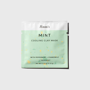 Cooling Mint Face Mask