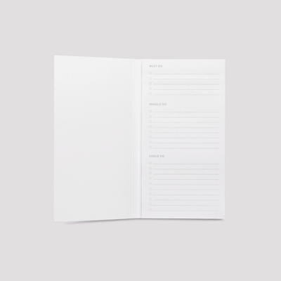 Task List Adhesive Notes