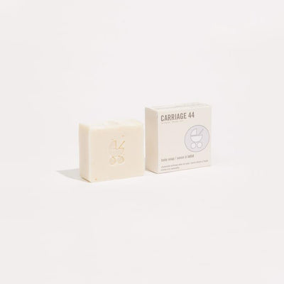 Carriage 44 Handmade Natural Baby Soap
