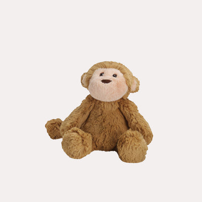 Manhattan Toy Lovelies Mocha Monkey Plush