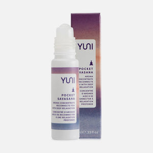 YUNI Beauty Pocket Savasana Aromatherapy