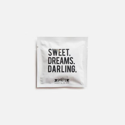 Sweet Dreams Darling Essential Oil Towelette — Set of 2