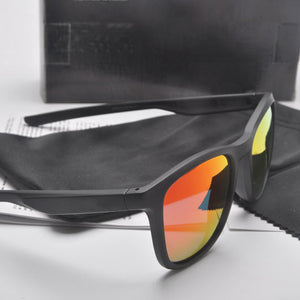 TRILLBEX OO9340 Polarized Sunglasses bike cycling oculos de sol TR90 TRILLBE X glasses Fire Iridium Lens 53mm camping Oculus with boxes