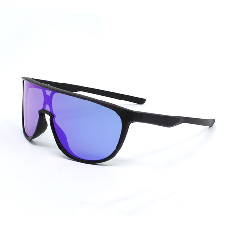 New TRILLBE sunglasses sports cycling glasses Matte Black men glasses IRIDIUM lens eyewear