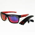 CROSSRANGE 9371 Polarized Sunglasses bike cycling oculos de sol TR90 TRILLBE X glasses Fire Iridium Lens camping Oculus with boxes
