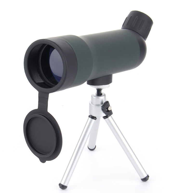 20x50 HD Monocular outdoor telescope SPOTTING SCOPE Birds Single-tube travel Telescope with Tripod