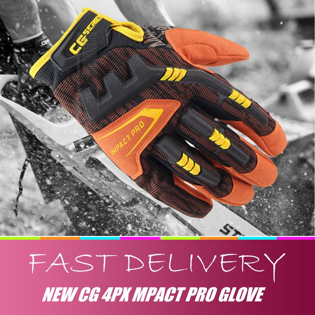 Tactical Gloves CG Impact pro Military M-PACT PRO 4X Racing Motorcycle Bike cycling Workout Combat Gloves for men