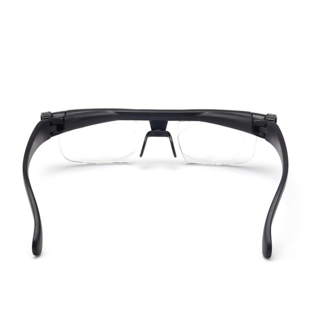 High quality Adjustable Dial Eye Vision Reader Glasses Variable Focus Glass For Distance Or Reading glasses Myopia Glasses
