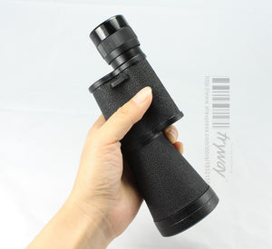 Baigish 12X45 telescope MINI Monoculars Military HD 8x ZOOM BK4 OPTICAL GLASS RUSSIAN Telescope